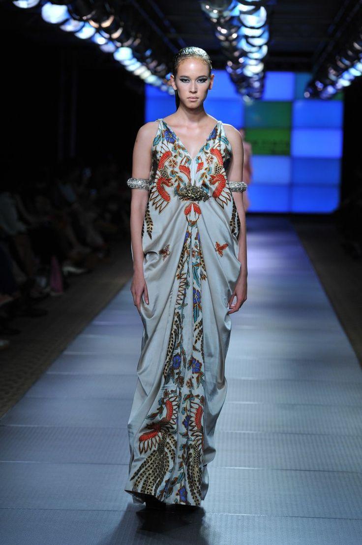 Batik dress by Era Soekamto
