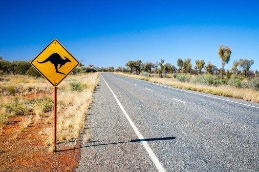 Svatební cesta Austrálie