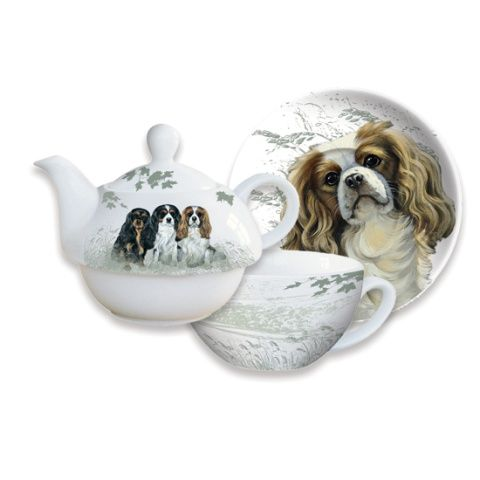 Zestaw upominkowy Three Cavaliers Teapot For One