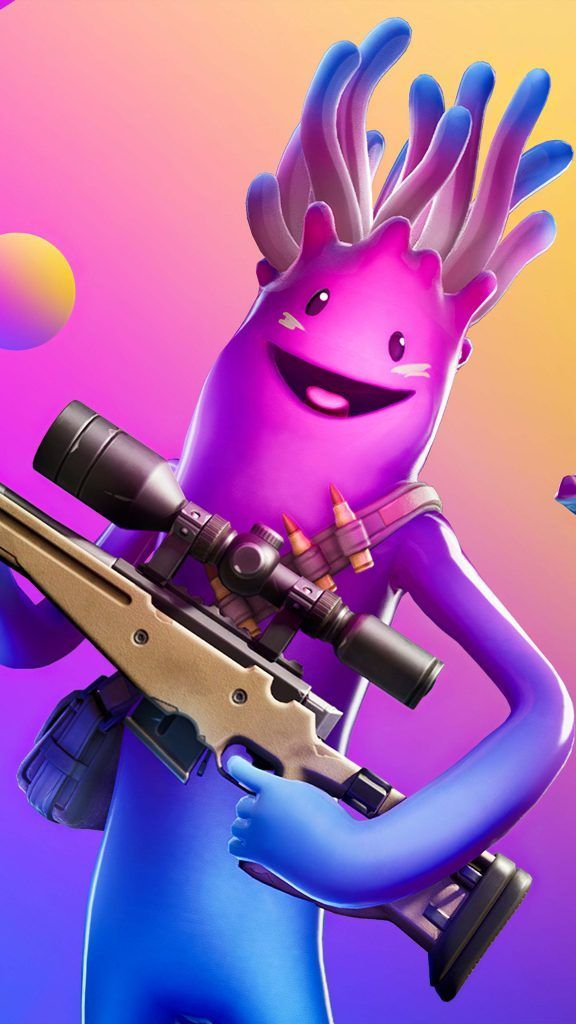 Fortnite Jellie Skin 4k Ultra Hd Mobile Wallpaper In 2020 Mobile Wallpaper Beast Wallpaper Game Wallpaper Iphone