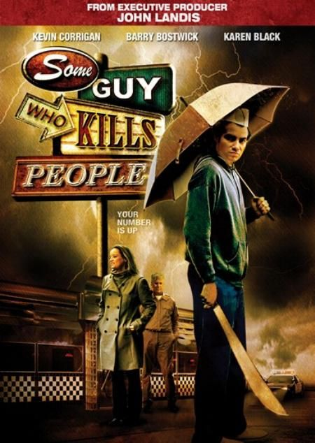 Anchor Bay Entertainment is bringing the gory laughs with the dark comedy Some Guy Who Kills People on DVD July 3rd.Dark Comedy, Dvd Relea, Tops Movie, Film Online, Anchors Bays, Dr. Who, Movie Online, People 2011, Kill People