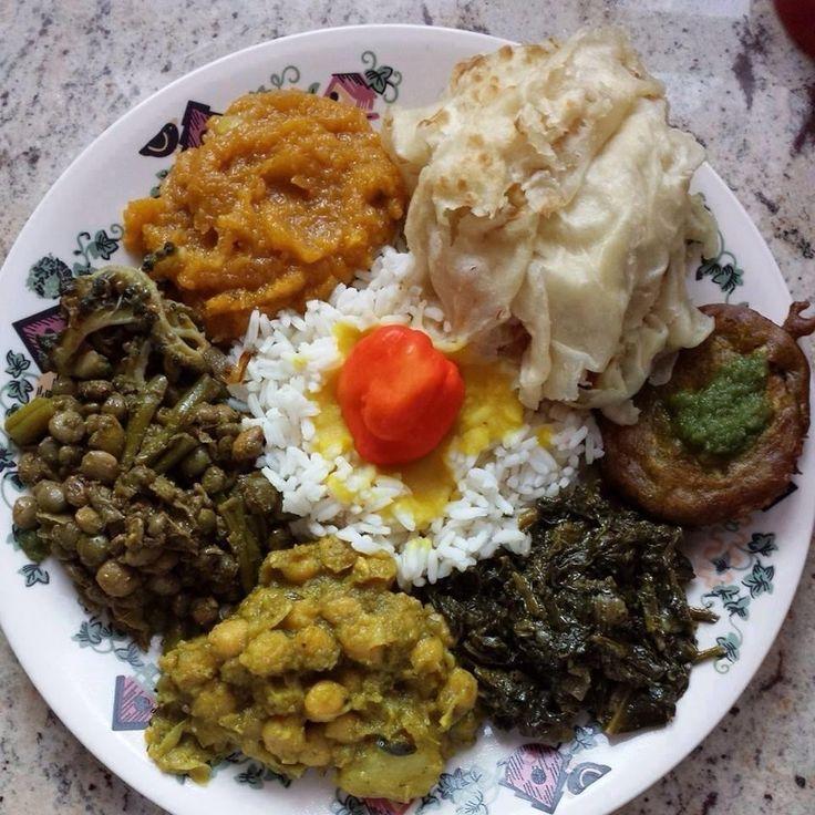 Guyanese Indian Food