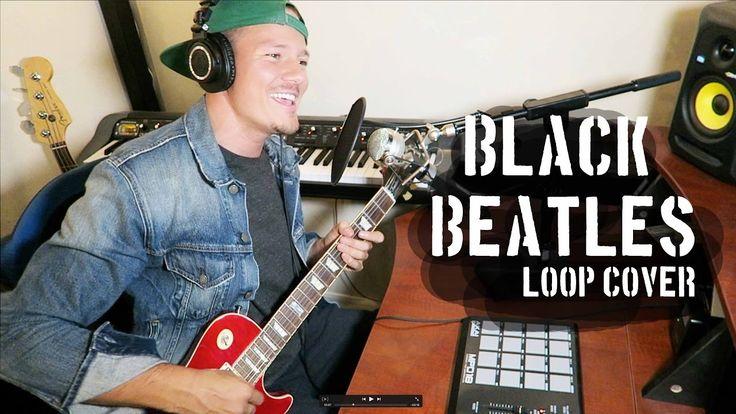 BLACK BEATLES (Tyler Ward Loop Cover) - Rae Sremmurd, Gucci Mane // Day 6