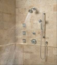 Great Work With A Professional To Create A Custom Shower