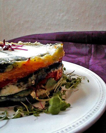 Ina garten 39 s roasted vegetable torte barefoot contessa recipe recipes to cook roasted - Ina garten baking recipes ...