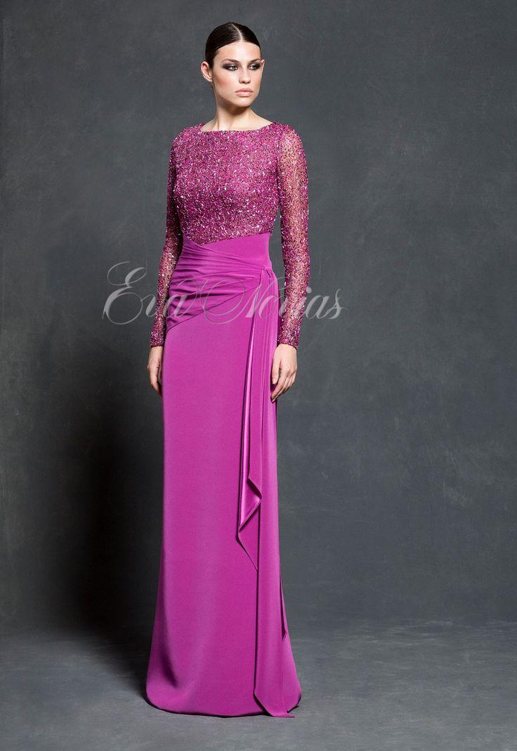 Magnífico Vestidos De Fiesta Largos Asequibles Ideas Ornamento ...