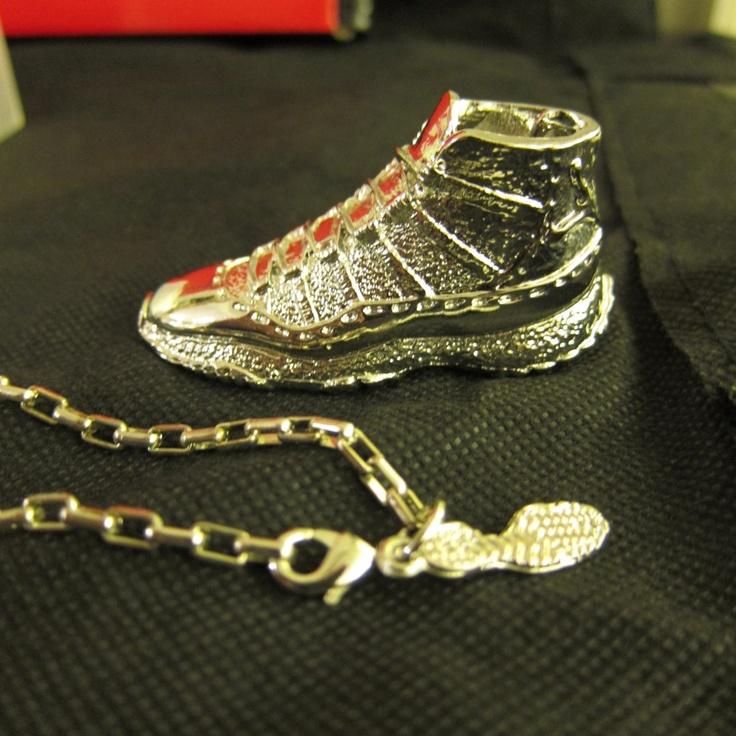 Nike Air Jordan IV Necklace (Sample)