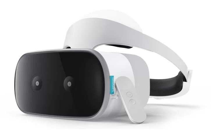 Lenovo Mirage Solo is a $400 Daydream VR headset (no phone required) - Liliputing