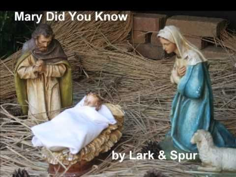 Mary Did You Know    Christian Christmas songs contemporary gospel church songs music