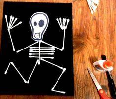 Halloween lavoretti bambini