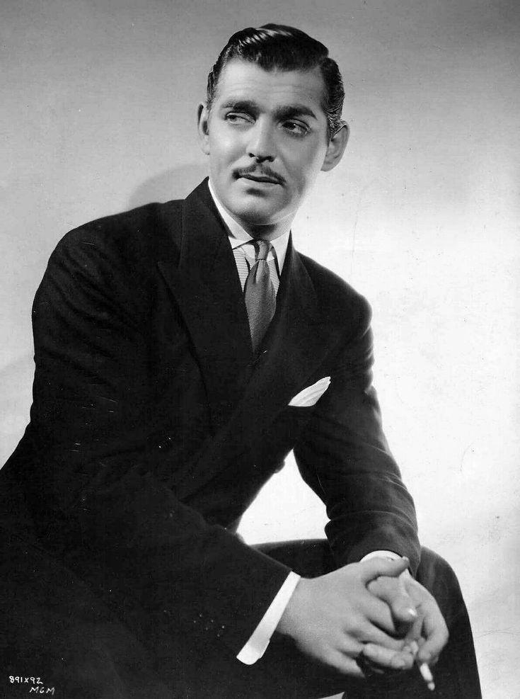 The great Clark Gable