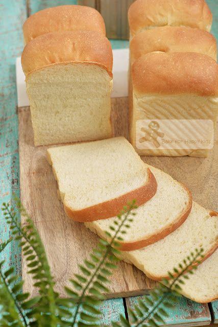 Bake for Happy Kids: Extremely Soft Vegan White Sandwich Bread - NO Egg...
