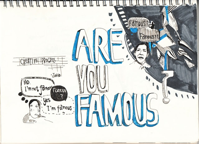 HOW TO BE FAMOUS?