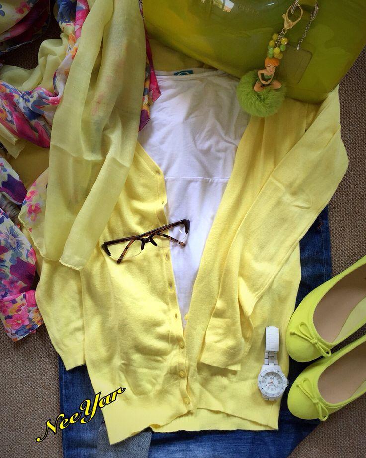 Yellow mellow? nope!!