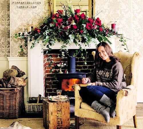 Pippa Middleton's Waitrose Christmas guide: Setting the...