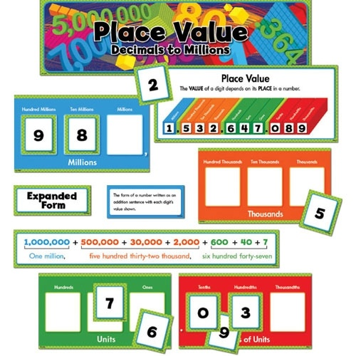 Best Number  Place Value Images On   Math Games