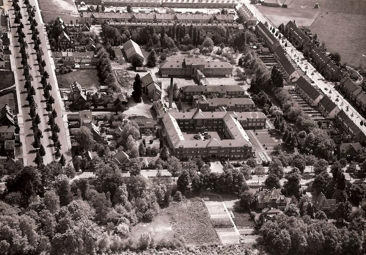 Aalsterweg, Sint Joseph ziekenhuis 1952