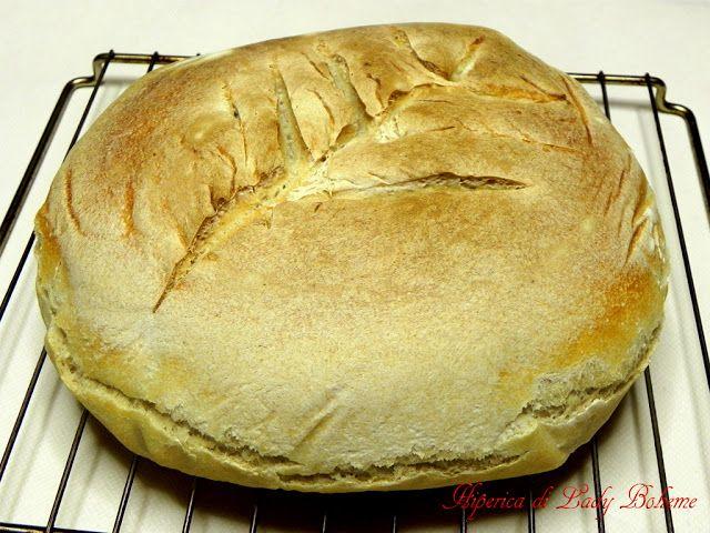 Italian Food - Il pane fatto in casa
