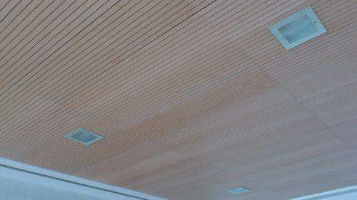 Faux-plafond acoustique / en bois / en dalle SPIGOGROUP