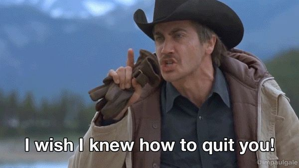 Brokeback Mountain (2005)   Community Post: 24 Famous Movie Quotes Updated For The Digital Age