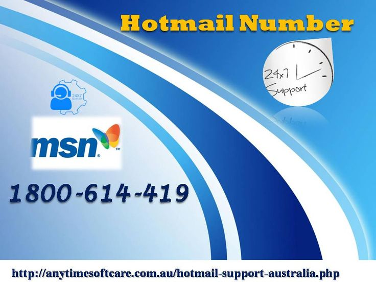 As hackers find it simple to break into the vital information without the awareness of users, you must make your Account secure with a strong password. You can get a comprehensive guide at Hotmail Number to get rid of overall issues with Hotmail. Make an approach to the team brilliant technicians by placing a call on toll-free no. 1-800-614-419. Their simple and easy steps will surely eradicate your problems within minimal time. For more information, visit our site…