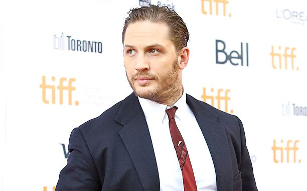 Tom Hardy is bettors' choice to be the next James Bond