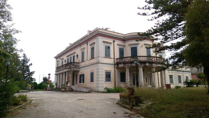 Mon Repos, Corfu