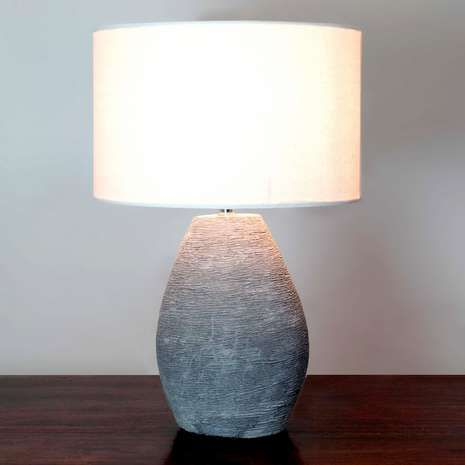 Robyn Concrete Table Lamp