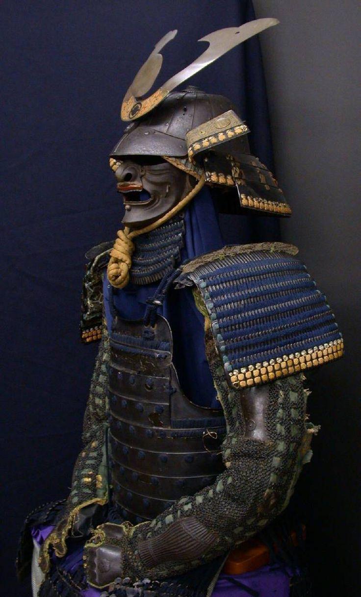 Japanese Samurai Armor - #samurai