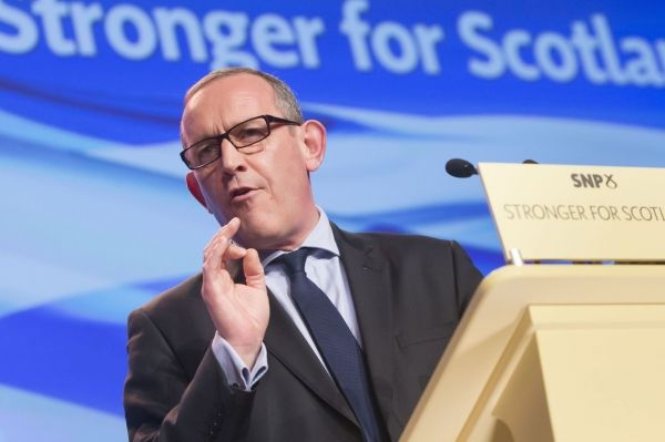 THE SNP's deputy leader has insisted Scotland has not become a one-party state. Instead, Stewart Hosie says his party's ascendancy is due to the unelectability of its political opponents in Scotland.
