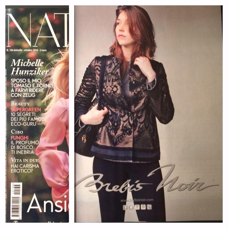 Brebis Noir on Natural Style