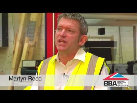 British Board of Agrement, BBA Certification, BBA Approval, CE Marking --> www.youtube.com/watch?v=W-Cx62U8S8M