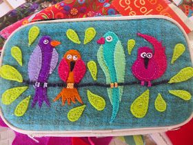 1102 Best Quilter Sue Spargo Images On Pinterest Wool