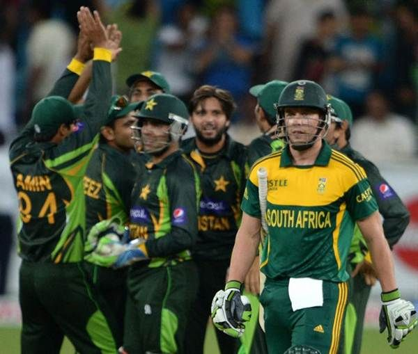 Pakistan vs South Africa 1st T20 Cricket Highlights