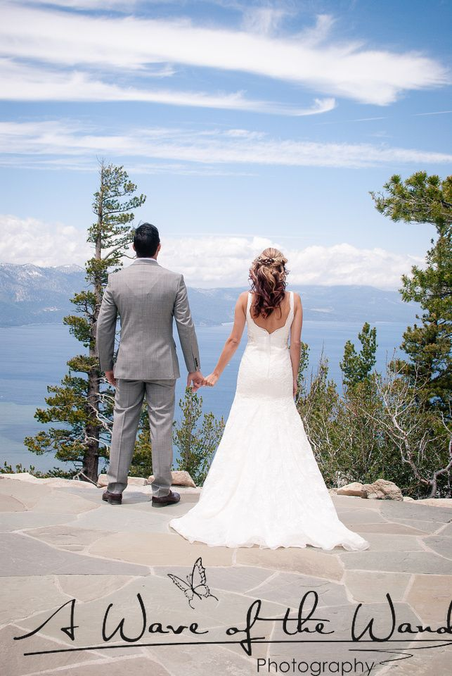 Blue Sky Terrace | Heavenly Ski Resort | Lake Tahoe , NV | A Wave of the Wand Photography | June 2016| Destination Wedding| If you are interested in  booking your wedding with us , Please visit our website www.awaveofthewand.com