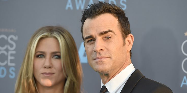 Justin Theroux Thinks Including Jennifer Aniston In Brangelina News Is 'Nonsense'