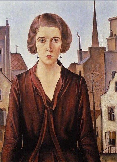 Christian Schad (German artist, 1894–1982) [Dada, New Objectivity, Cubism 1915-1916]