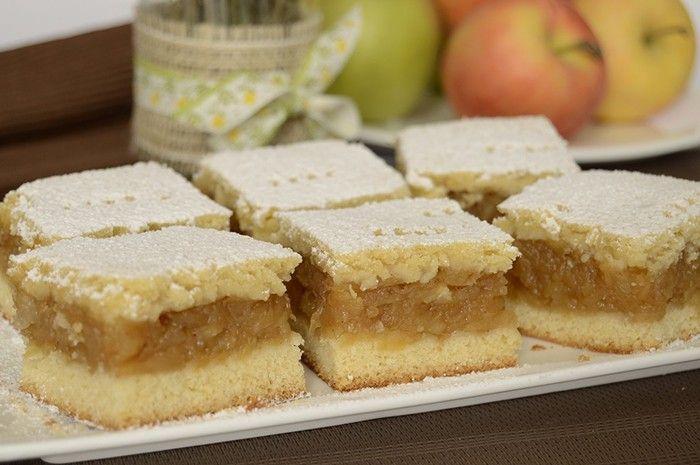 Recept na jablečný koláček našich babiček. Tradice je tradice a stále chutná.