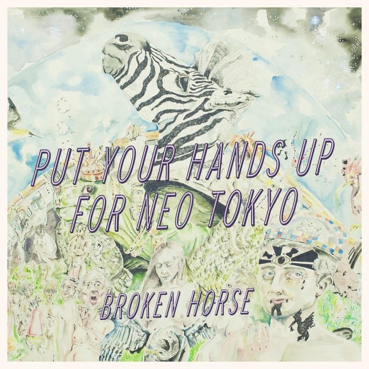 NABO005: Put Your Hands Up For Neo-Tokyo - Broken Horse (credit: Jørund Hannevold & Simen Langeland)