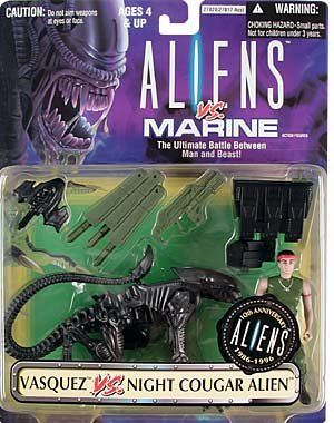 kenner alien action figures