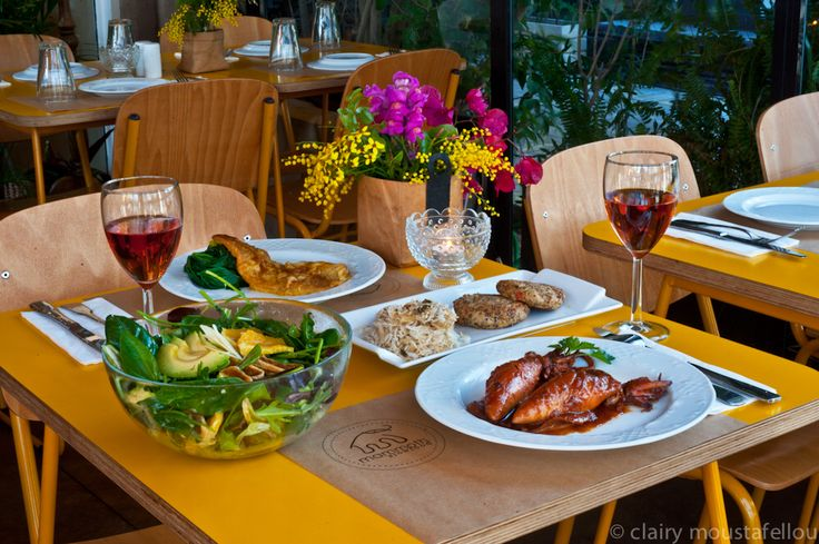 """""""mammoth-slow food"""" -Restaurant in Athens - Thetidos 1, Vrilissia"""