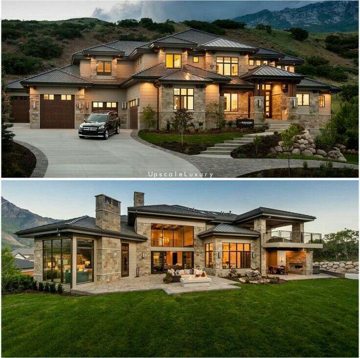 Traditional Contemporary House House Designs Exterior Modern