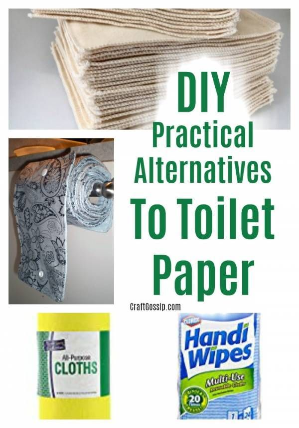Practical Alternatives To Toilet Paper In 2020 Diy Toilet