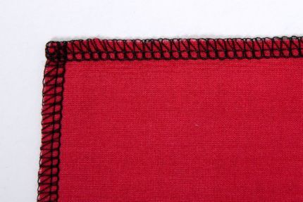 4 Serging Techniques - Threads