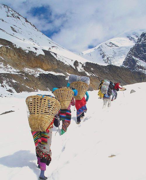 Mt. Dhaulagiri nepal himalaya
