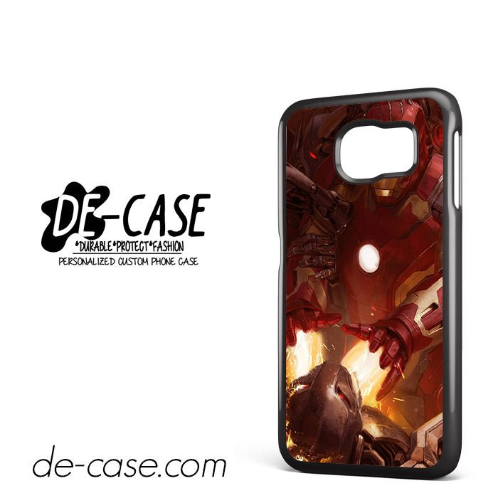 Avengers Age Of Ultron Comic Posters Iron Man DEAL-1207 Samsung Phonecase Cover For Samsung Galaxy S6 / S6 Edge / S6 Edge Plus