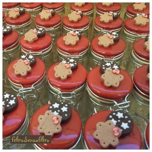 #favors #polymerclay #biscuit #pandistelle #bomboniere #cresima #comunione #primacomunione #dolcetti #fimo #handmade #feltrosenzafiltro