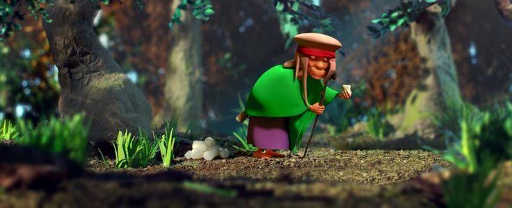 """AnimationPeru: Tráiler de """"EL TAMBOR Y LA SOMBRA"""" dirigido por Da..."""