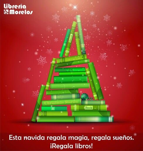 Esta navidad regala magia, regala sueños. Regala libros!