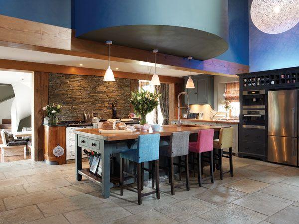 14 best pretty kitchen ideas images on Pinterest | Funky kitchen ...